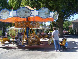 Műemlék hintánk a Holnemvolt Parkban
