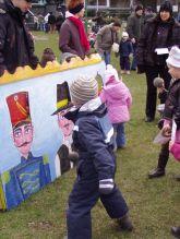 Népi játékok a Lánchíd ünnepen